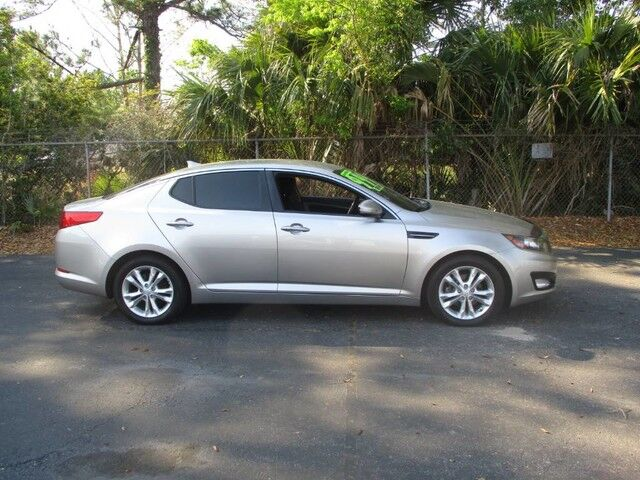 2012 Kia Optima LX Gainesville FL