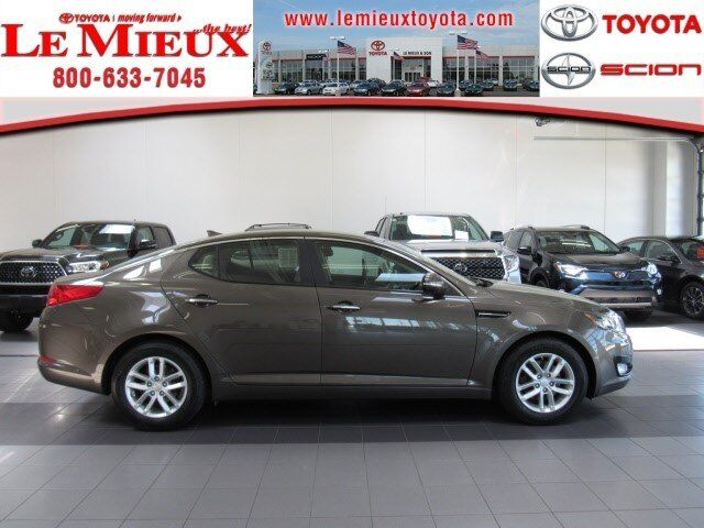 2012 Kia Optima LX Green Bay WI