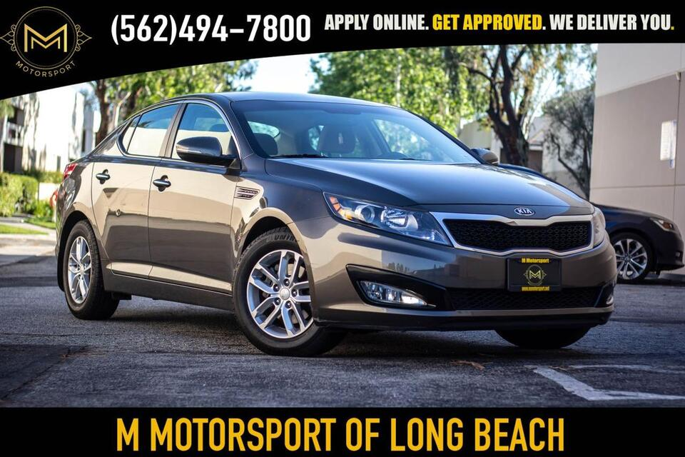 2012_Kia_Optima_LX Sedan 4D_ Long Beach CA