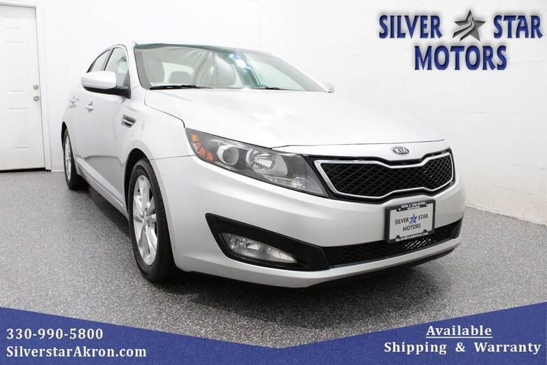 2012 Kia Optima LX Tallmadge OH