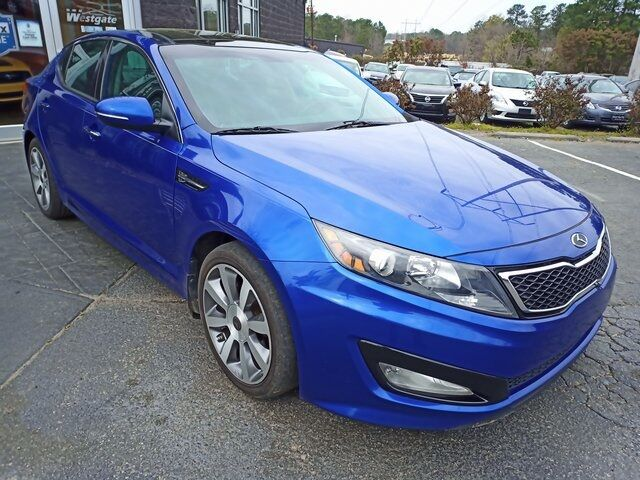 2012 Kia Optima SX Raleigh NC