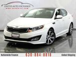 2012 Kia Optima SX w/ Sunroof, Bluetooth Connectivity, Push Start Button, Rear V