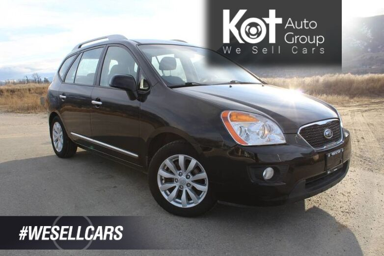 2012 Kia Rondo EX, ONE OWNER, Only 37,302 kms! Penticton BC