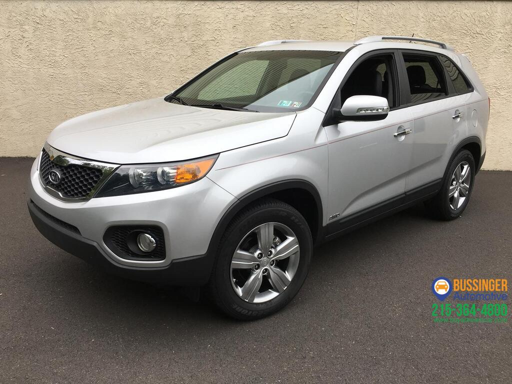 2012 Kia Sorento EX - All Wheel Drive w/ Navigation & 3rd Row Seat Feasterville PA