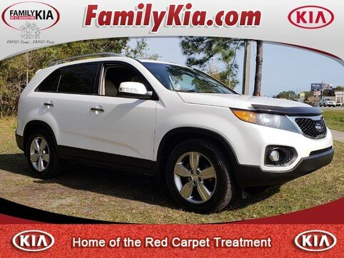 2012_Kia_Sorento_EX_ St. Augustine FL