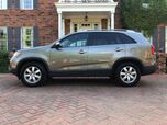 2012 Kia Sorento LX 7-passengers 2-owners great buy must C!