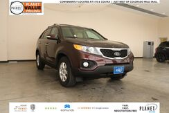 2012 Kia Sorento LX Golden CO