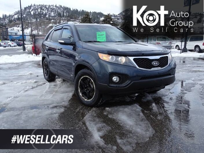 2012 Kia Sorento LX, Heated Seats, Extra Set of Tires Kelowna BC