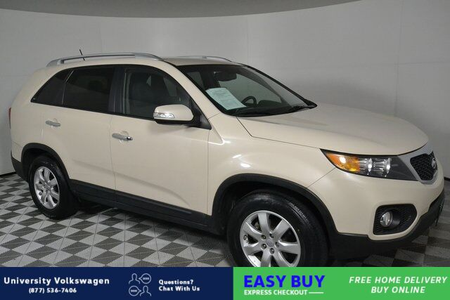 2012 Kia Sorento LX Seattle WA