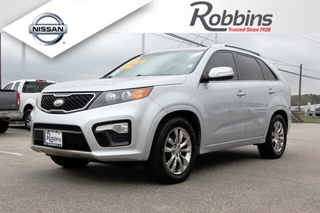 2012 Kia Sorento SX Houston TX