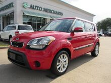 2012_Kia_Soul_+ ***CLEAN CARFAX***, PWR WINDOWS/LOCKS/MIRRORS, BLUETOOTH, AUX/USB_ Plano TX