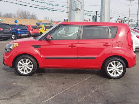 2012 Kia Soul + Fort Wayne Auburn and Kendallville IN