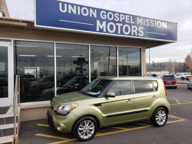 2012 Kia Soul + Spokane Valley WA