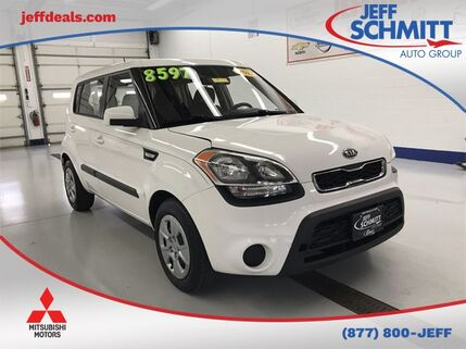 2012_Kia_Soul_Base_ Fairborn OH