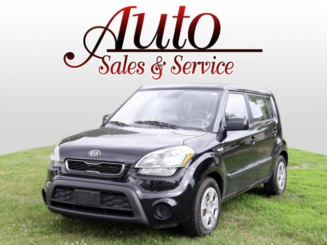 2012 Kia Soul Base Indianapolis IN