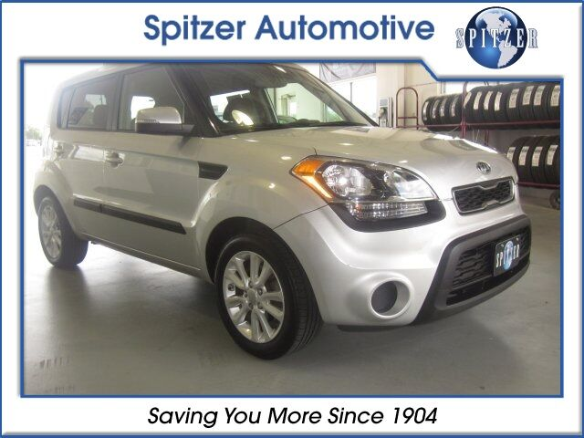 2012 Kia Soul Plus Sheffield OH