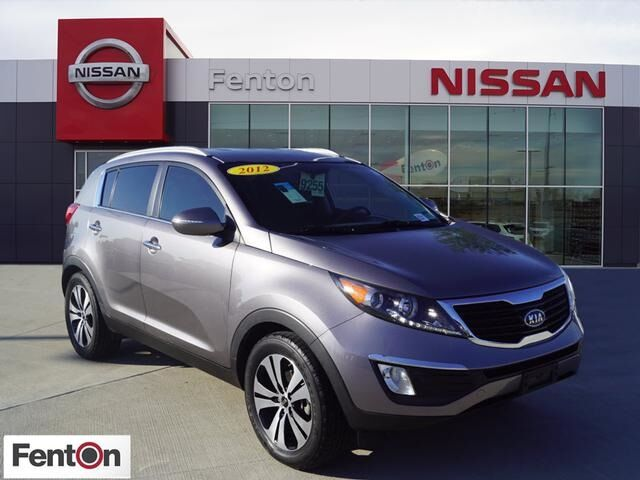 2012 Kia Sportage EX ONE OWNER CARFAX! Kansas City KS