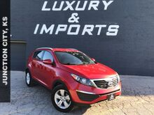 2012_Kia_Sportage_LX_ Leavenworth KS