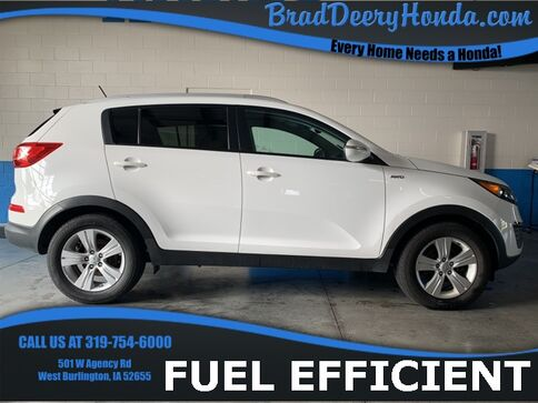 2012_Kia_Sportage_LX_ West Burlington IA