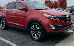 2012_Kia_Sportage_SX AWD_ Kansas City MO
