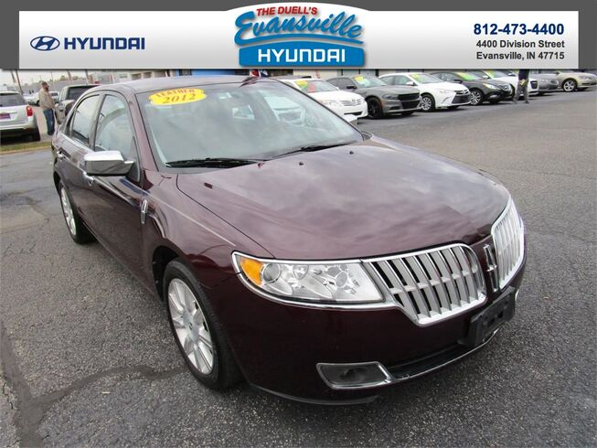 2012 LINCOLN MKZ 4DR SDN FWD Evansville IN