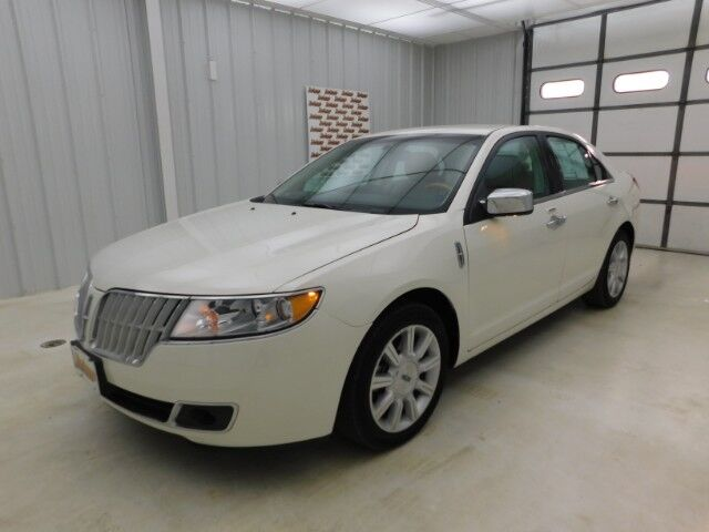 2012 LINCOLN MKZ 4dr Sdn FWD Manhattan KS