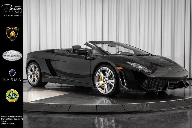 2012_Lamborghini_Gallardo__ North Miami Beach FL