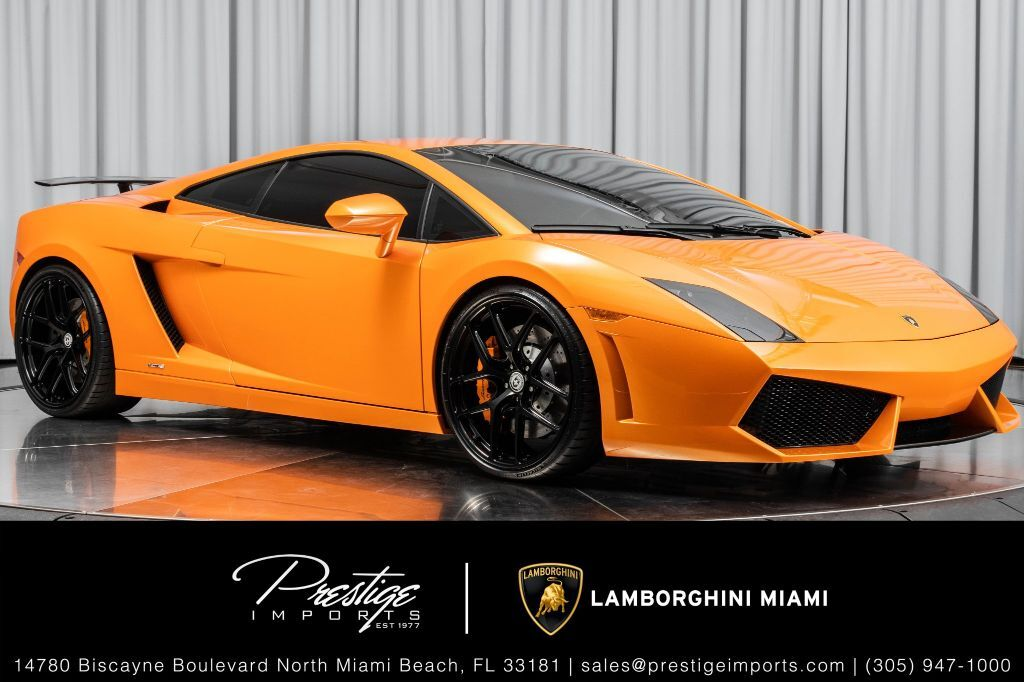 2012_Lamborghini_Gallardo_550-2_ North Miami Beach FL
