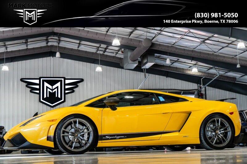 2012_Lamborghini_Gallardo_Superleggera_ Boerne TX