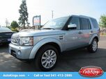 2012 Land Rover LR4 4WD LUX