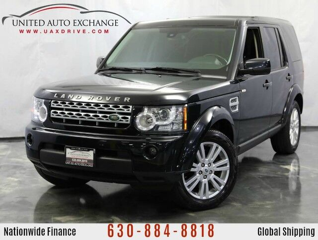 2012 Land Rover LR4 5.0L V8 Engine HSE AWD w/ 7 Passenger - 3rd Row Seats, Panoramic Sunroof, 5.0L V8 Engine HSE AWD w/ 7 Passenger - 3rd Row Seats, Panoramic Sunroof, Navigation System, Parking Aid with Rear View Camera Addison IL