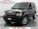 2012 Land Rover LR4 5.0L V8 Engine HSE AWD w/ 7 Passenger -NEW TIMING CHAIN