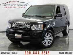 2012_Land Rover_LR4_5.0L V8 Engine HSE AWD w/ 7 Passenger -NEW TIMING CHAIN_ Addison IL