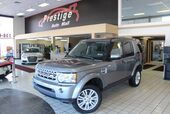 2012 Land Rover LR4 HSE - Heated Seats, Sunroofs, Navi