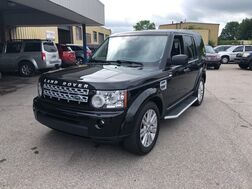 2012_Land Rover_LR4_HSE 4WD_ Cleveland OH