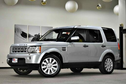 2012 Land Rover LR4 HSE Boston MA
