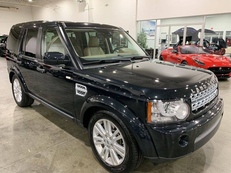 2012_Land Rover_LR4_HSE_ Charlotte NC