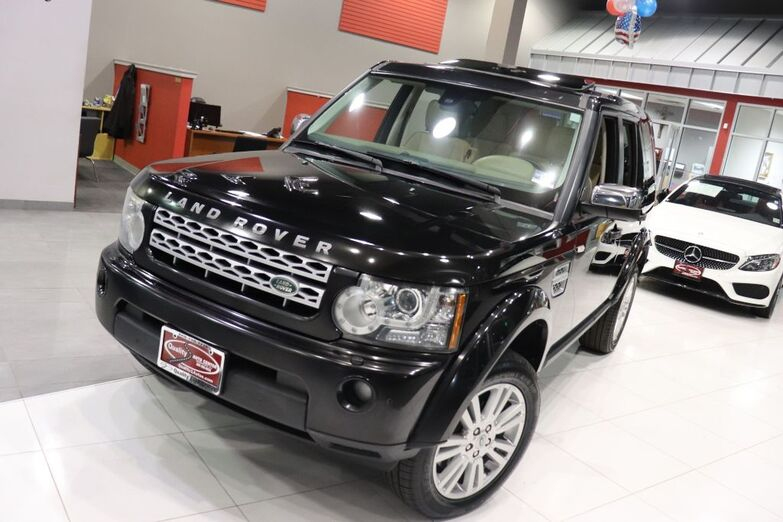 2012 Land Rover LR4 HSE Navigation Sunroof HID 7 Seater Climate Control Package Springfield NJ