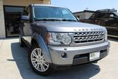 2012 Land Rover LR4 HSE, TEXAS BORN, 25 SERVICE RECORDS!