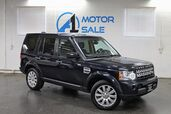 2012 Land Rover LR4 LUX 4WD