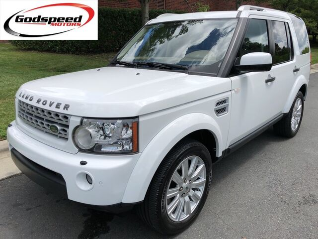 2012_Land Rover_LR4_LUX_ Charlotte NC
