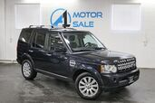2012 Land Rover LR4 LUX Navi Pano Roof