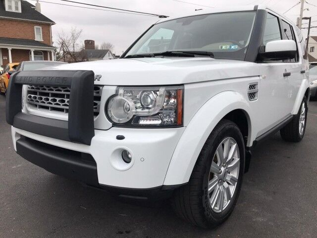 2012 Land Rover LR4 LUX Whitehall PA