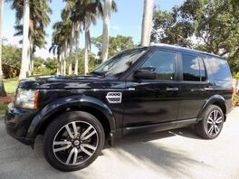 2012_Land Rover_LR4_V8_ Hollywood FL