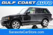 2012 Land Rover RANGE ROVER SC SUPERCHARGED LEATHER NAVI SUNROOF DVD PLAYER GREAT SUV !!
