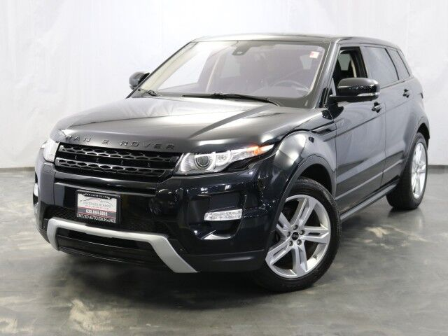2012 Land Rover Range Rover Evoque Dynamic Premium / 2.0L Turbo Engine / AWD / Panoramic Sunroof / Meridian / Bluetooth / Heated Seats and Steering Wheel / Push Start / Navigation Addison IL