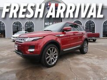 2012_Land Rover_Range Rover Evoque_Prestige Premium_ Weslaco TX