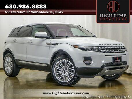 2012_Land Rover_Range Rover Evoque_Prestige Premium_ Willowbrook IL