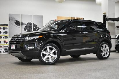 2012_Land Rover_Range Rover Evoque_Pure Plus_ Boston MA