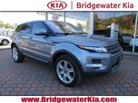 2012 Land Rover Range Rover Evoque Pure Premium 4WD, Navigation, Rear-View Camera, Meridian Surround Sound, Heated Leather Seats, Panorama Sunroof, 19-Inch Alloy Wheels,